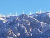 Sandia Mountain Crystal Palace