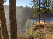 Autumn at Alexandra Falls NWT