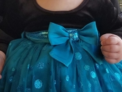 Aurora Taliya Burgos 1st birthday 1/13/18