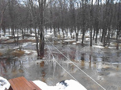 January thaw and flooding in Henniker.