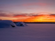 Winter's Sky