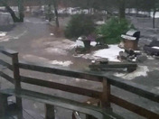 flooded brook, Troy NH
