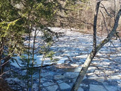 This was taken today approximately 2pm of the Piscatoqua River