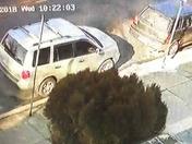 Teens breaking into cars