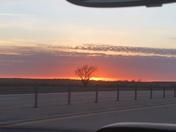 Okie Sunset