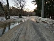 Flooding, N. Bennington  Rd, Bennington  NH