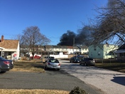 Dundalk townhome fire