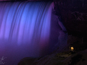 Light at the End of the Falls