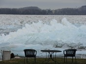 Ice along Susquehanna