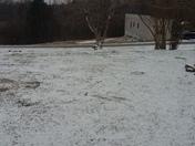 Snow in haleyville