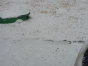 Haleyville snow