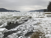 Ice on the Susquehanna
