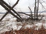 Ice on the Susquehanna