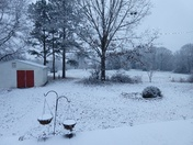 Backyard in Five Forks
