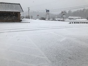Snow in Taylors