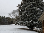 Westminster, SC snow