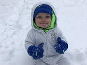 Two thumbs up for snow!!!