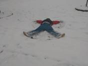 Snow Angel Spartanburg