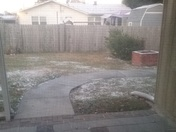 light dusting in Metairie