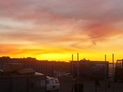 Tonight's sunset!