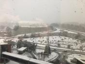 My view at work at WFBH