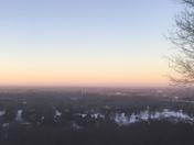 Sunrise over Furman