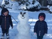 Snow fun day!