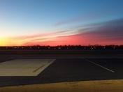 Sunset Jan 17, 2017