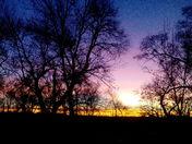 Sunrise over Ithaca, Ne