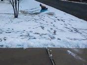 Snow tubing in Bella Vista!