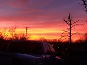 Sunset 1/19/18