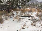 Snow in Placitas