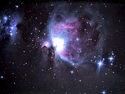 """Some Pictures on the New Orion 8"""" f/3.9 Newtonian Astrograph Reflector Telescop"""