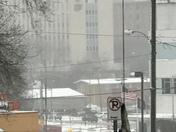 Monday winter Storm.