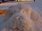 Joshua's Snow Dog