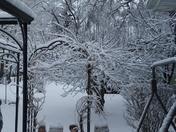 Snow in salem lakes
