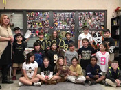 This is a video that my 3rd graders of North Larose Elem School made to thank the Saints for a great year and more !