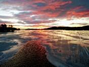 Sunrise lake winni