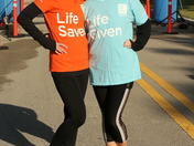 South FL Woman Meets Lifesaving Donor at Gift of Life Marrow Registry 5k in Boca