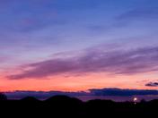 Sunrise in Moore