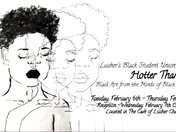 Please come and support the Black Excellence of Lusher Charter School!