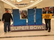 Wish the Steelers were here!