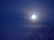 January 31, 2018 - Blue/Red Moon & Partial Moon Eclipse from Paris Mountain