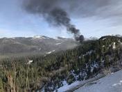 Tanker explosion in Sierra
