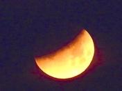Eclipse of Super Blue Blood Moon