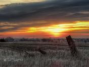 Petty Madison County sunsrise