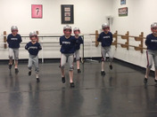 Portsmouth School of Ballet Level 4