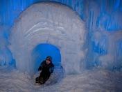 Ice Castle fun