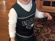 Eagles fan!