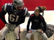 Patriots Place Hall of Fame